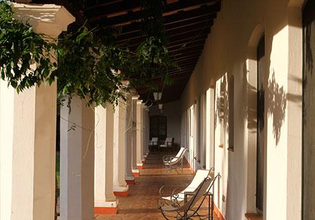 Gallery at the Hotel Patios de Cafayate