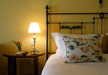 Garden rooms at the Hotel Patios de Cafayate